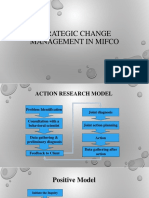 Strategic Change Management in MIFCO