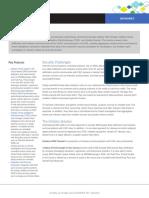 Infoblox ActiveTrust Datasheet