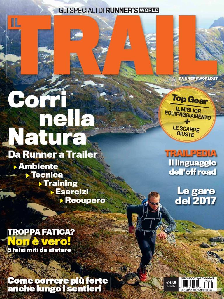 Gli Speciali di Runners World Italia Il Trail Maggio 2017