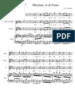 Non Si Ceda Mozart Cvintet