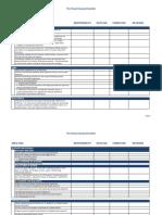 Fiscal Closing Process Checklist