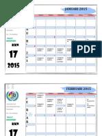 Jadwal Divisi Pendidikan Kkn 17