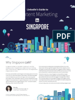 Content Marketing in Singapore