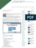 Duplicate Cleaner Pro 4.0.5 Terbaru _ Kudhen.com
