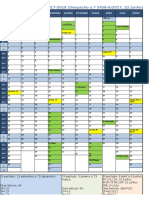 Calendário Escolar 2017 2018