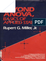 Rupert G. Miller, Jr.-beyond ANOVA_ Basics of Applied Statistics (Wiley Series in Probability and Statistics) -John Wiley & Sons, Inc. (1986)