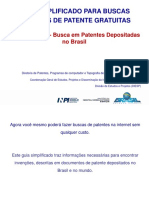 Guia de Buscas de Patentes