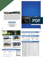 Folder Cardan Linha Industrial