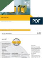 PILZ-PNOZ X Safety Relay Application