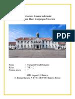 Portofolio Bahasa Indonesia