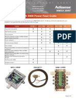 NMEA 2000 Power Feed Guide Issue 1.01