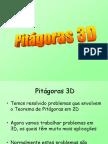 Pitágoras 3D