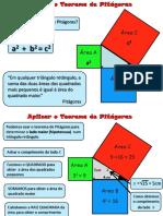 Aplicações Do Teorema de Pitágoras