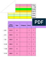2014 Program Schedule