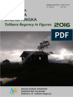 Kabupaten Tolikara Dalam Angka 2016