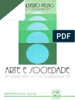 VELHO, Gilberto. Arte e sociedade [livro].pdf