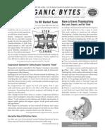 Issue 122 Organic Consumers Association