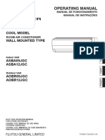 Manual PQ 1000 Fujitsu