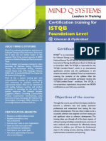 541_ISTQB Foundation Level Syllabus