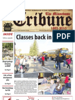 Front Page - September 10, 2010