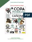 Copa Andalucia Cañones -1 prueba Jorox