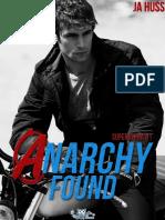 J.a. Huss - SuperAlpha 01 - Anarchy Found
