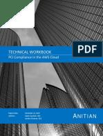 AWS Anitian Workbook PCI Cloud Compliance