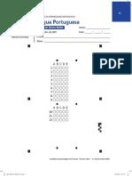 AAP - Língua Portuguesa - 2ª Série Do Ensino Médio