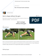 Slim Without the Gym_ the 10-Move Home Workout - Page 2