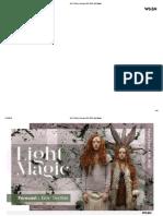 Kids' Textiles Forecast A_W 19_20_ Light Magic