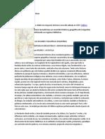 Regiones Folklóricas Argentinas