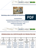 Workshop  INMETRO