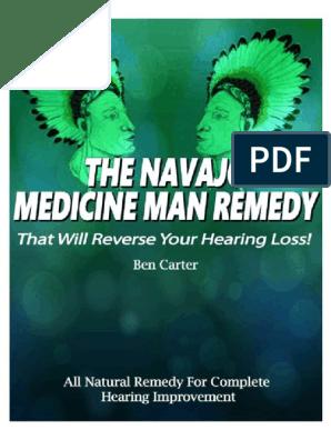 ⓅⓇⓄⒽⒺⒶⓁ+»+Navajo+Medicine+Man+Remedy+for+Hearing+Loss+PDF pdf