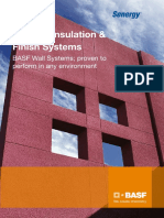 Exterior Insulationand Finish Systems