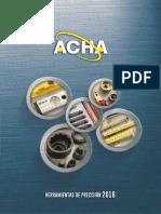 Acha Catalogo 2016