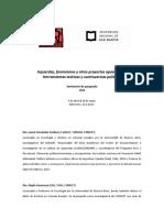 Izquierdas, Feminismos y Otros Proyectos Apasionados - Fernández Cordero _ Vacarezza
