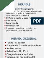 8  Hernias