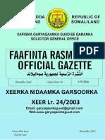 xeerka-nidaamka-garsoorka-xeer-Lr-24.-2003