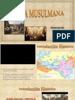 Presentación España Musulmana Diapositivas
