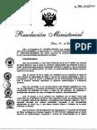Norma Técnica Nº 125 - MINSA│2016│CDC-INS - Vigilancia y Diagnóstico de Dengue, Chikungunya, Zika y Otras Arbovirosis