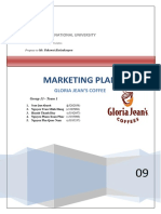 gloria marketing plan.docx