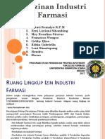 1.Farmasi Industri