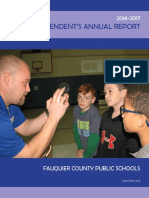 Superintendent Annual Report 2016-17 Updated