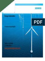 Portifólio - Proteção de Sistemas Elétricos-Siemens-IEC-61850