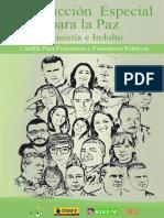 Cartilla Jurisdiccion Especial Para La Paz Para Prisioneras y Prisioneros Politicos