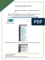 Guía Creacion de Portafolios Esp.