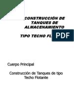 Construcción de tanques de almacenamiento. Tipo techo flotante - HAUG.pdf