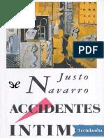 Accidentes intimos - Justo Navarro.pdf