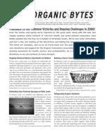 Issue 85 Organic Consumers Association