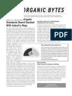Issue 98 Organic Consumers Association